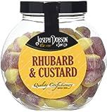 Joseph Dobson & Sons Rhubarb and Custard Sweets 400 g