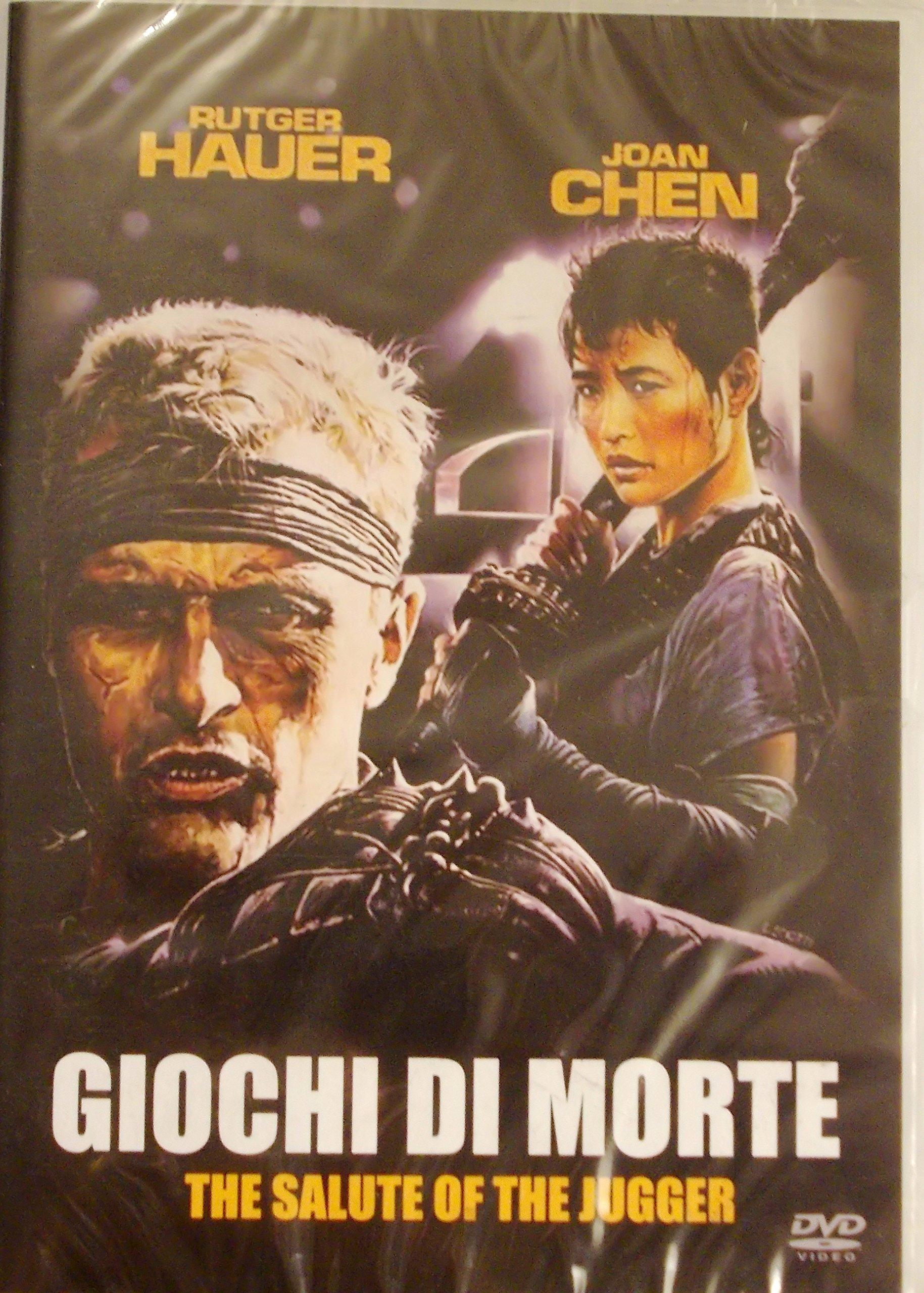 GIOCHI DI MORTE DVD