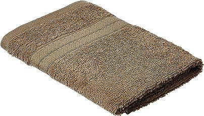 Spaces Colorfas Solid 450 GSM Cotton Hand Towel Set - Linen