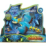 How to Train Your Dragon Toy- Stormfly Deluxe Dragon with Lights and Sounds, Toys for Boys, 4 Years & Above, Action Figures