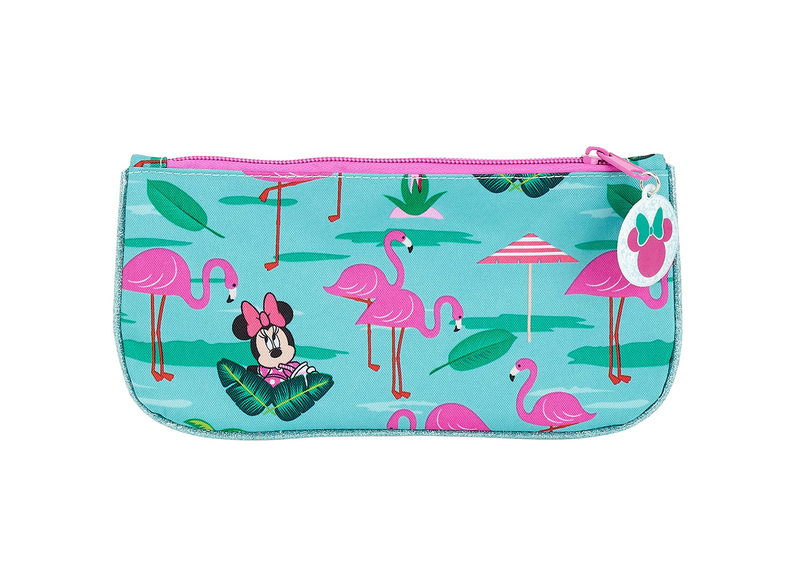 Minnie Mouse «Palms» Oficial Estuche Escolar 230x110mm