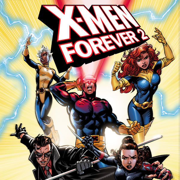 X-Men Forever 2 (2010-2011) (Collections) (3 Book Series)