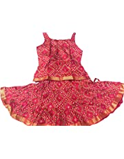 Skirt Top for kids girls 6 months-5 years dress set in pink 2019
