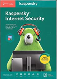 KASPERSKY INTERNET SECURITY 2020 - 2 USERS - AUTHENTIC MIDDLE EAST VERSION - 1 YEAR