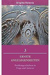 Ernste Angelegenheiten 3 Kindle Ausgabe