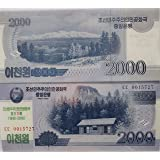 Novelty Collections-4 North Korea( Currency Notes)