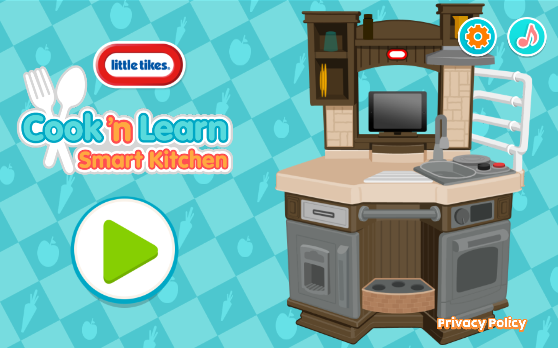 Little Tikes Cook \'n Learn Smart Kitchen: Amazon.co.uk: Appstore for ...