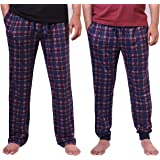 The Essentials Wardrobe Mens Lounge Pants Pyjama Bottoms Soft Touch Premium Loungewear Pockets Size S-3XL