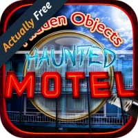 Hidden Objects Haunted Motels & Hotels - Seek, Find, Photo Hunter, and Picture Difference Object Games FREE