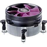 Cooler Master XDream i117 Ventilateurs de processeur 'Conception dissipatrice de chaleur en forme de croix, 1800RPM +/-10%, Ventilateur 95mm' RR-X117-18FP-R1