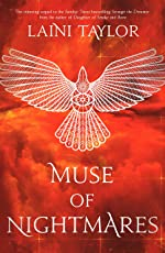 Muse of Nightmares: Book Two of Strange the Dreamer