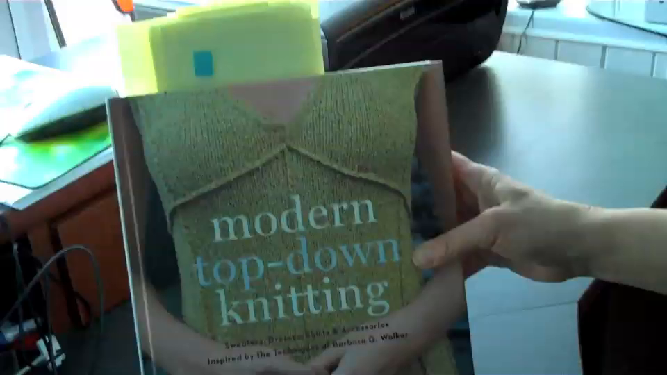 09262aaf1 Modern Top Down Knitting  Sweaters
