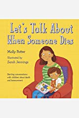 Let's Talk About When Someone Dies Hardcover