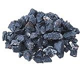Piedras de turmalina negras, piedras de agua sin tratar, 100% natural, 300 g