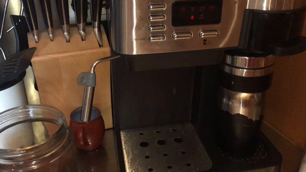 Amazon.es:Opiniones de clientes: Aicook Cafetera Multifuncion 3 en 1 Espresso, Goteo y Espumador Máquina de café Expresso de 15 Bares y cafetera un Solo ...