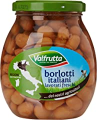 Valfrutta Fagioli Borlotti Italiani, 360g