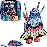 LEGO 41936 Dots Pot à Crayons – Set d'Accessoires DIY de Loisirs Créatifs et Décoration de Chambre et Bureau, Jeux Créatifs p