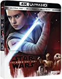Star Wars : Les Derniers Jedi - Steelbook UHD 4K Bonus [4K Ultra HD  bonus - Édition boîtier SteelBook]