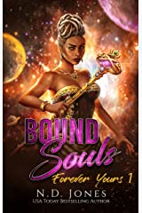 Bound Souls: A Fantasy Romance (Forever Yours Book 1) Kindle Edition