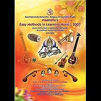 msakella's Easy Methods in learning music - 2007 (English)