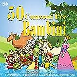 2 CD 50 Canzoni Per Bambini, Canzoni Indimenticabili, Il coccodrillo Come Fa?, le Tagliatelle di Nonna Pina, La Canzone…