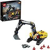 LEGO 42121 Technic Pelleteuse Jeu de Construction d'un Véhicule de Chantier, Modèle 2 en 1, pour Les Enfants de 8 Ans et +