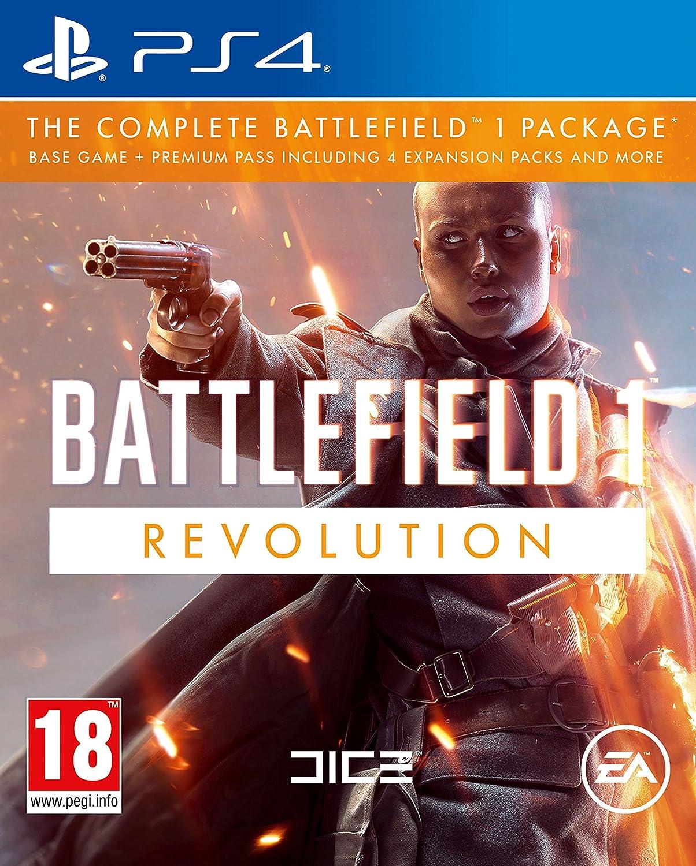 Battlefield 1 - Revolution Edition [Instant Access - Origin]: Amazon