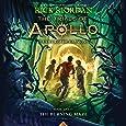 The Trials of Apollo, Book Three: The Burning Maze: 3