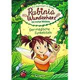 Rubinia Wunderherz, die mutige Waldelfe (Band 1) - Der magische Funkelstein: Kinderbuch zum Vorlesen und ersten Selberlesen -