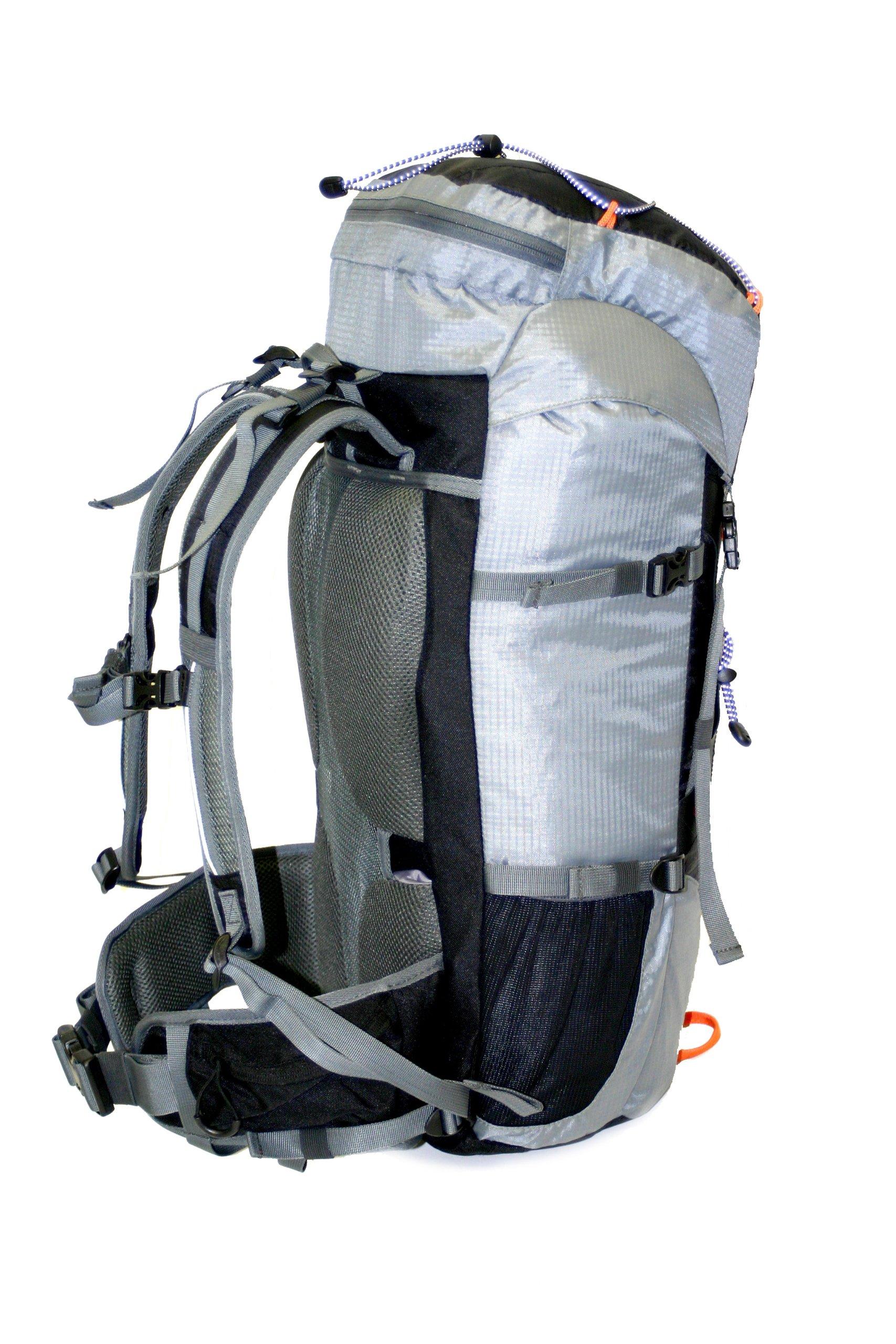 91XLDCLa2OL - MONTIS Leman 45, Mochila de Ruta, Trekking y Viajes, 45 l, 1300 g