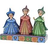 Disney Traditions, Figura de Flora, Fauna, Serena de la Bella Durmiente, Enesco