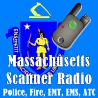 Massachusetts Scanner Radio FREE