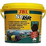 JBL Alleinfutter für aufwuchsfressende Buntbarsche, Sticks, NovoRift