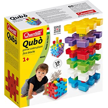 Quercetti Prime Construction Qubo Box