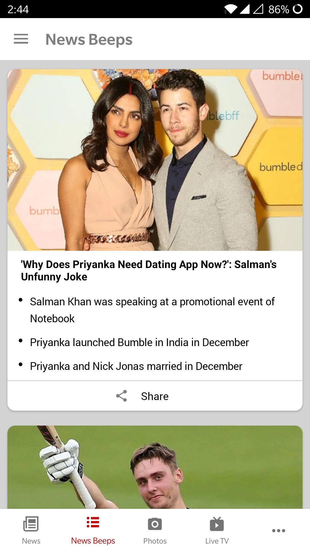 Top 5 Dating-App in Indien
