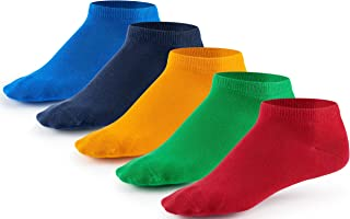 10 Paar Sneaker Socken von Mat & Vic's | Cotton classic schwarz weiß jeans blau grau grün rot rosa pink lila braun beige bunt | 35 36 37 38 39 40 41 42 43 44 45 46 47 48 49 50 | OEKO-TEX Standard 100