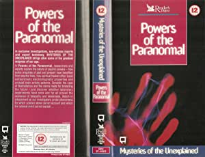Mysteries Of The Unexplained - Powers Of The Paranormal