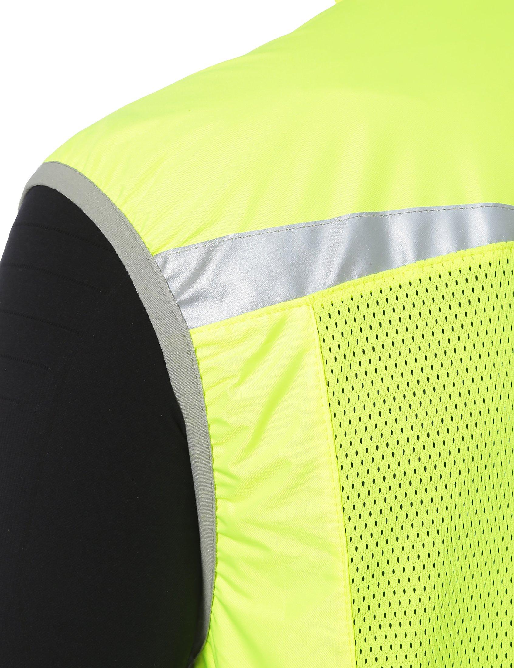 Ultrasport Sicherheits-weste reflektierend