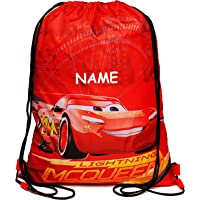 alles-meine.de GmbH Beutel / Tasche _ Sportbeutel - Turnbeutel - Schuhbeutel _ Disney Cars - Auto - Lightning McQueen…