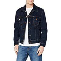 Wrangler Authentic Western Jacket Giacca in Jeans Uomo