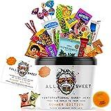 ALL SWEET 24 Teile Süßigkeiten aus Aller Welt Summer Edition, Amerikanische Süssigkeiten Box XXL, Süßigkeiten Großpackung die