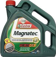 Castrol Magnatec 58.684 Olio motore SAE 5W-40 C3, 4 litri