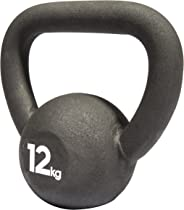 Adidas Not Coated Kettlebell 12 kg Black -ADWT-11314