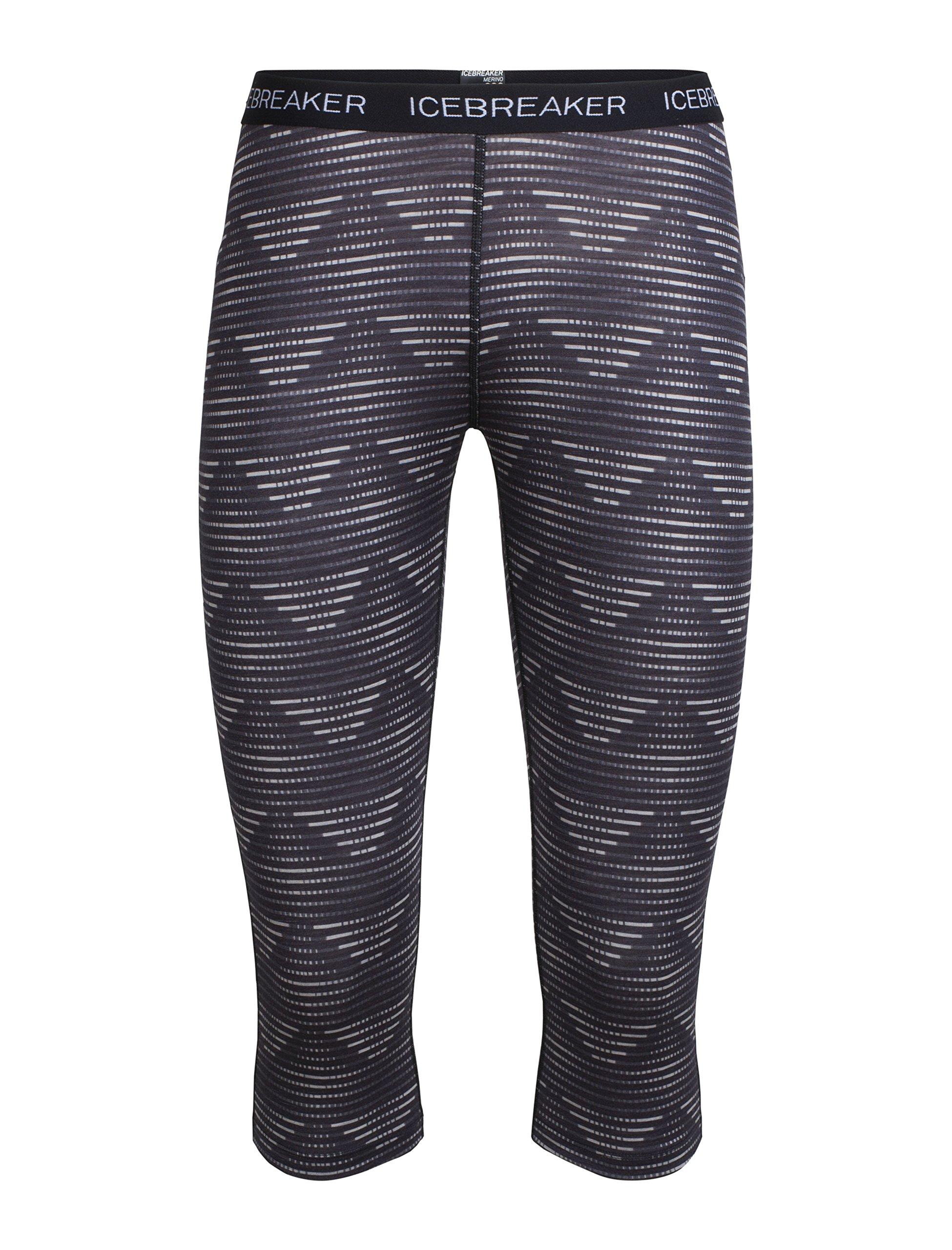 91XTFmu2McL - Icebreaker Women's Oasis Legless Diamond Line Bodyfit