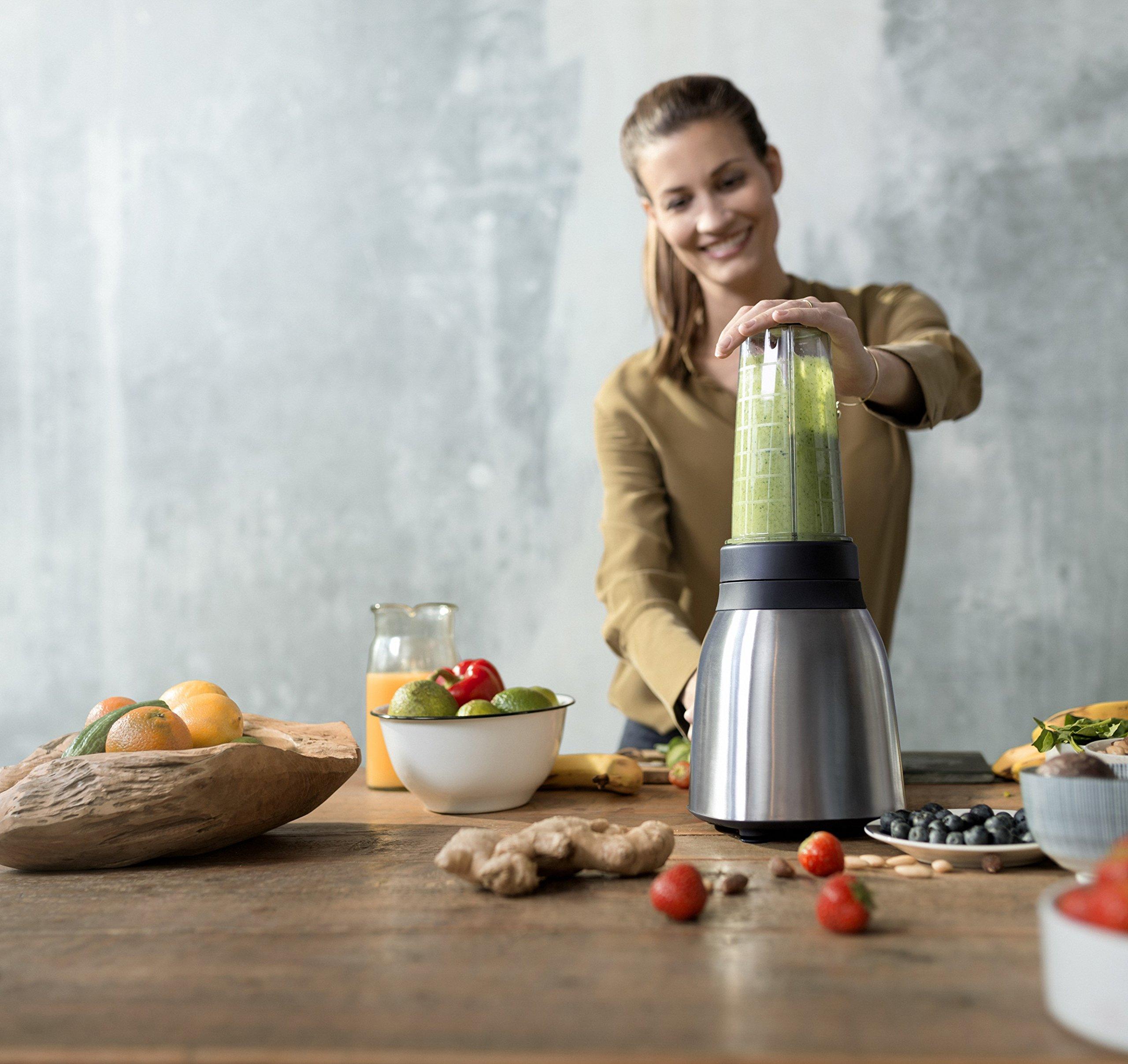 Philips-HR355600-Standmixer-900-Watt-ProBlend-6-Technologie-2-Liter-Glasbehlter-Splmaschinenfest-edelstahl