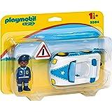 Playmobil 1.2.3 9384 Politiewagen