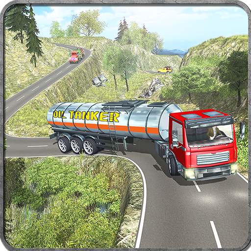 ol-tanker-kraftstoff-hill-transport