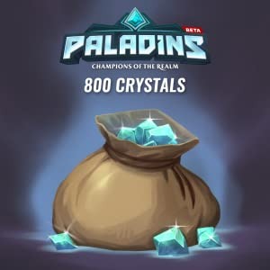 800 Paladins-Kristalle [PC Code – Kein DRM]