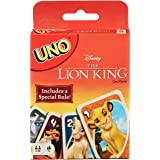 UNO Mattel Leeuw Koning