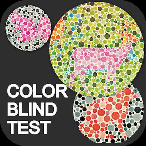 Color-test (Color Blindness Test Ishihara)